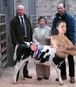 wil she be a good milker